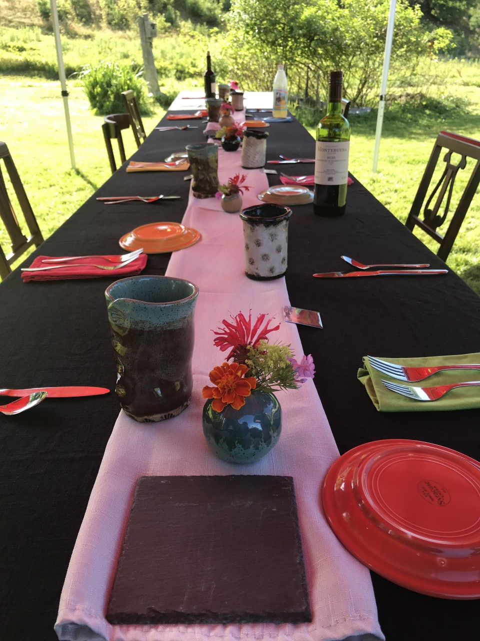 Five Course On-Farm Dinner @ Howling Wolf Farm