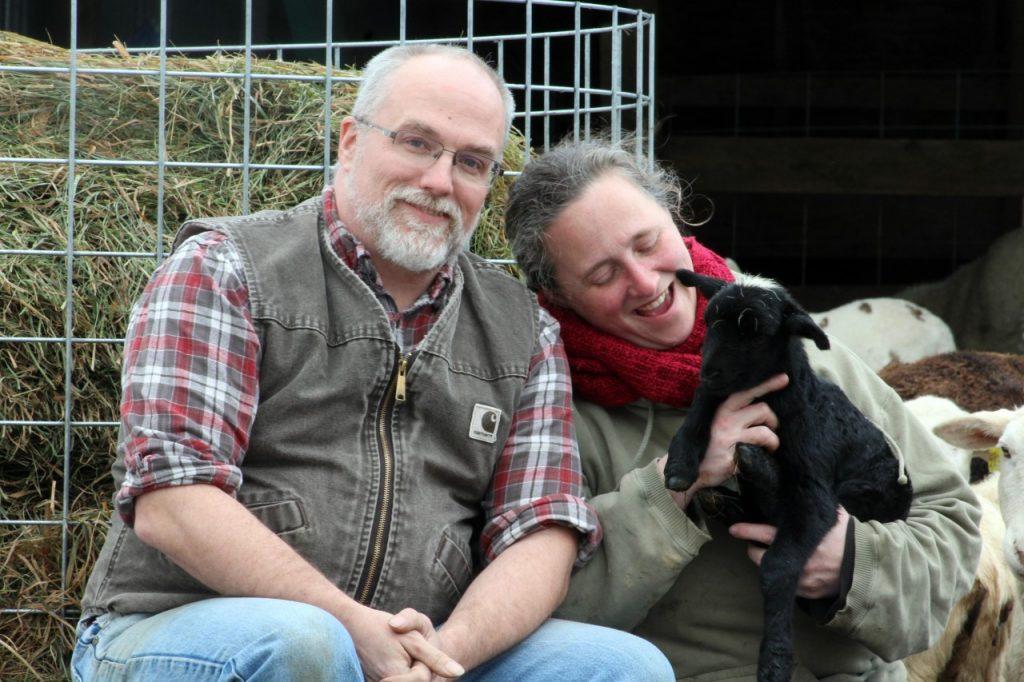 July Saturday Farm Tour @ Howling Wolf Farm